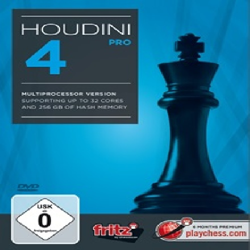 Houdini 3 chess serial number