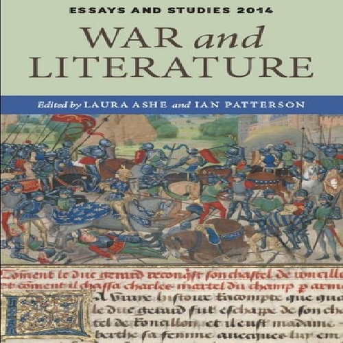 war and literature by Laura Ashe and Ian Patterson