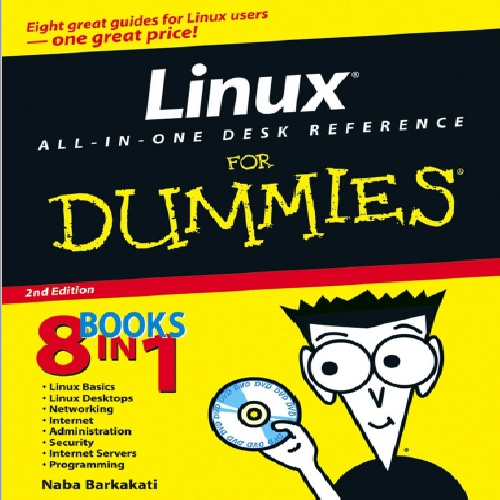 linux all in one desk reference for dummies computer tech