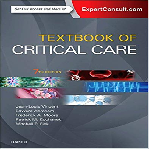 Fink-Textbook of critical care 7th edition. 2017. Separated Chapters