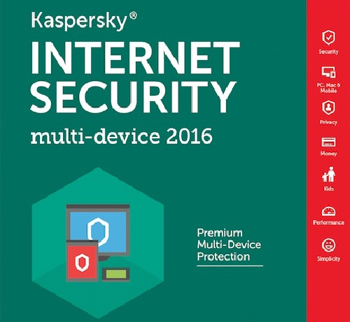 Kaspersky Internet Security multi device 2016